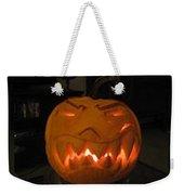Demented Mister Ullman Pumpkin 2 Weekender Tote Bag
