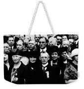 Democractic Delegates, 1920 Weekender Tote Bag