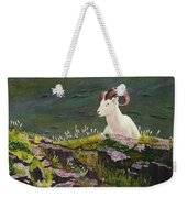 Denali Dall Sheep Weekender Tote Bag