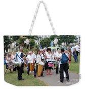 Dende Nation Samba Drum Troupe Weekender Tote Bag