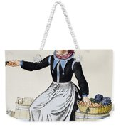 Denmark Vegetable Vendor Weekender Tote Bag