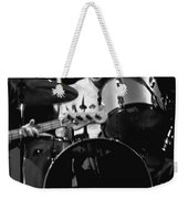 Denny Carmasi On The Drums In 1978 Weekender Tote Bag