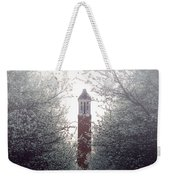 Denny Chimes Foggy Blossoms Weekender Tote Bag by Ben Shields