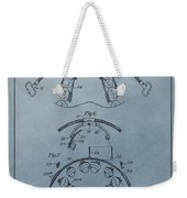 Dental Braces Patent Design Weekender Tote Bag