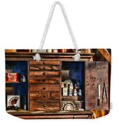 Dentist - A Place For Dental Tools Weekender Tote Bag