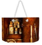 Dentist - The Dental Cabinet Weekender Tote Bag