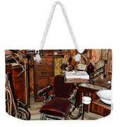 Dentist - The Dentist Chair Weekender Tote Bag