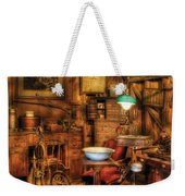 Dentist - The Dentist Office Weekender Tote Bag by Mike Savad