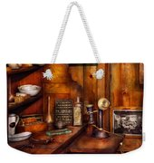 Dentist - Time For Your Next Appointment  Weekender Tote Bag by Mike Savad