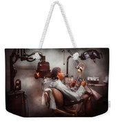 Dentist - Waiting For The Dentist Weekender Tote Bag by Mike Savad