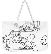 Dentistry, 600 A.d Weekender Tote Bag