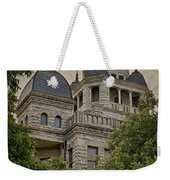 Denton County Courthouse Weekender Tote Bag