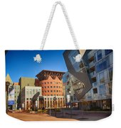 Denver Art Museum Courtyard Weekender Tote Bag