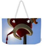 Denver Bulb Heart Weekender Tote Bag