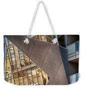 Denver Diagonals Weekender Tote Bag
