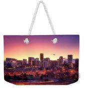 Denver Sunrise Weekender Tote Bag