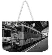 Departure From Budapest Weekender Tote Bag