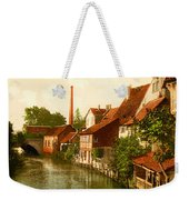 Der Gross Venedig-hildesheim-hanover -germany -  Between 1890 An Weekender Tote Bag