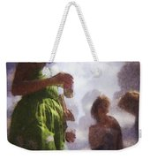 Derby People 1 Water Color 1 Weekender Tote Bag