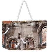 Derelict Wall Of Lost Limbs 02 Weekender Tote Bag