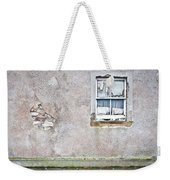 Derelict Window Weekender Tote Bag