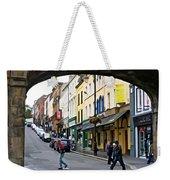 Derry Life - Irish Art By Charlie Brock Weekender Tote Bag