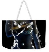 Desdemona - The Battle Scars Of Love Weekender Tote Bag by Jaeda DeWalt