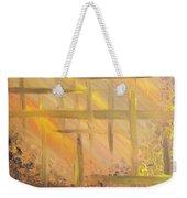 Desert Abstract Weekender Tote Bag