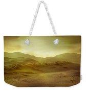 Desert Weekender Tote Bag