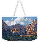 Desert Canyon Weekender Tote Bag