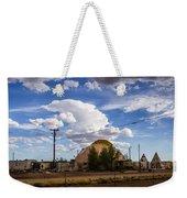 Desert Dome Weekender Tote Bag