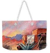 Desert Doorway Weekender Tote Bag