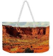 Desert Drive Weekender Tote Bag