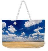 Desert Flatlands Weekender Tote Bag