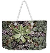 Desert Flora Weekender Tote Bag