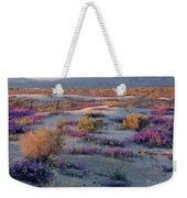 Desert In Bloom Weekender Tote Bag