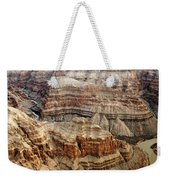 Desert Layers Weekender Tote Bag