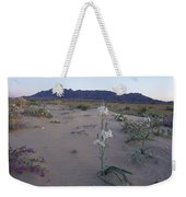 Desert Lily Sancturay Weekender Tote Bag