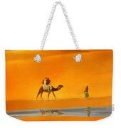 Desert Mirage Weekender Tote Bag