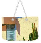 Desert Modern 7 Lakes Palm Springs Weekender Tote Bag