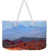 Desert Mountain Vista Weekender Tote Bag