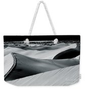 Desert Night Death Valley By Diana Sainz Weekender Tote Bag