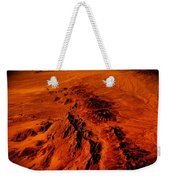 Desert Of Arizona Weekender Tote Bag