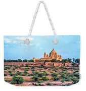 Desert Palace Weekender Tote Bag