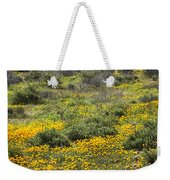 Desert Poppies Weekender Tote Bag