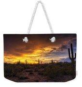 Desert Skies  Weekender Tote Bag