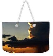 Desert Thunderstorm - Marfa Texas Weekender Tote Bag