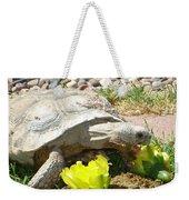 Desert Tortoise Delight Weekender Tote Bag