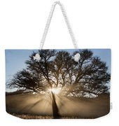 Desert Tree Weekender Tote Bag