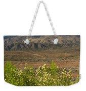 Desert Valley Scene 7 Weekender Tote Bag